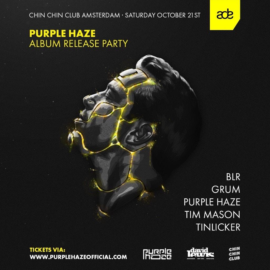 Purple Haze- ADE
