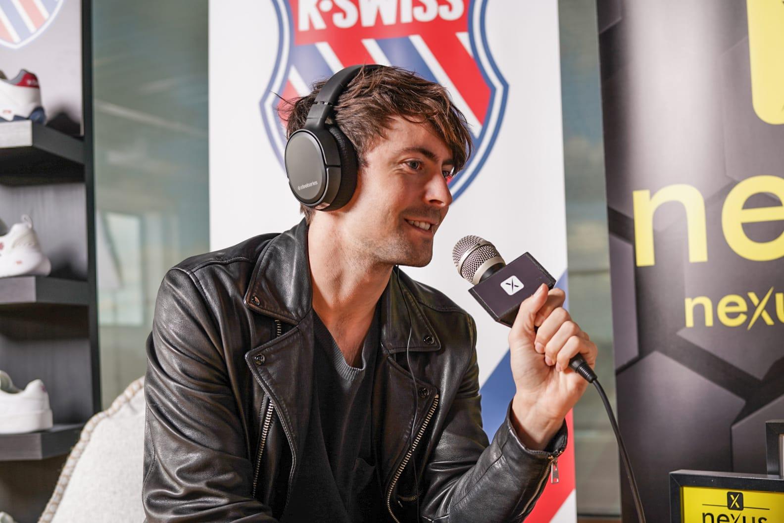 DallasK -Nexus Radio Lounge Amsterdam