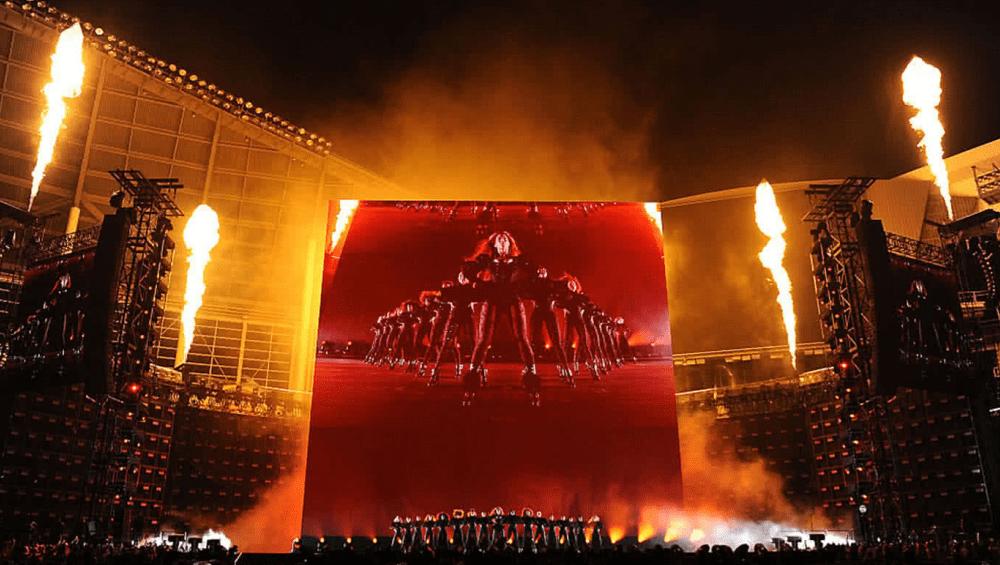 Tours - Beyonce