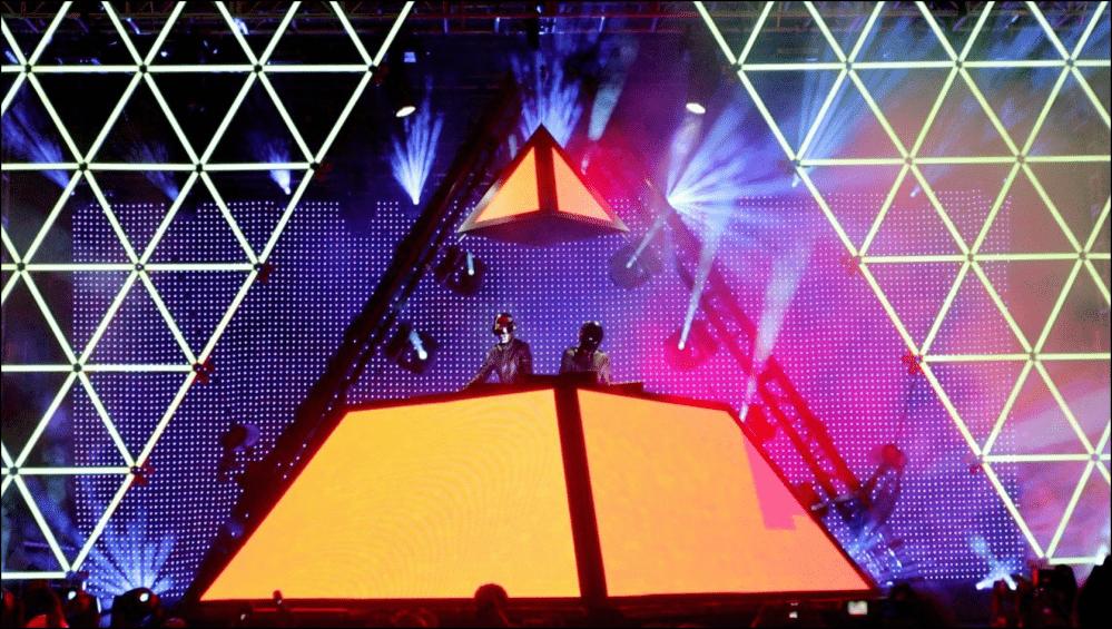 Tours - Daft Punk