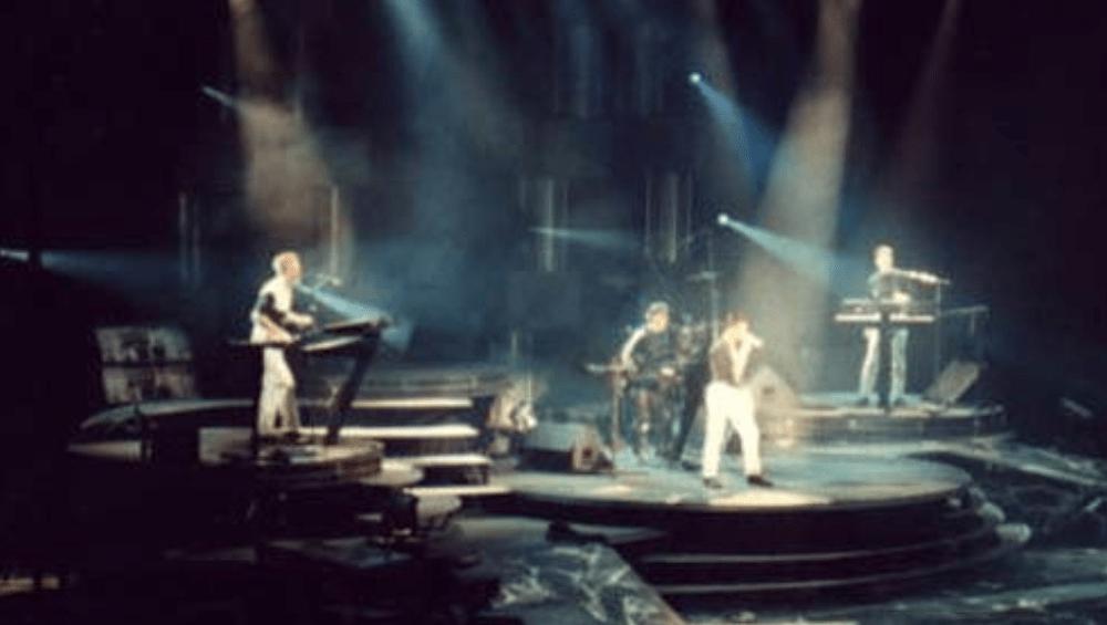Tours - Depeche Mode
