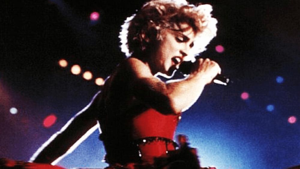 Tours - Madonna