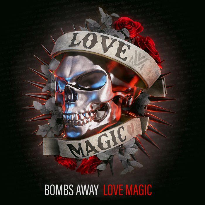 Bombs Away Love Magic Cover Art 700x700 1