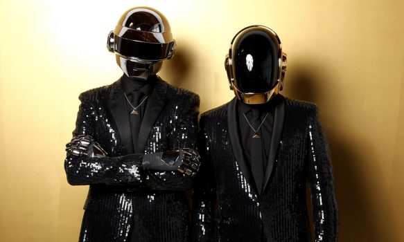 the style evolution of daft punk 00