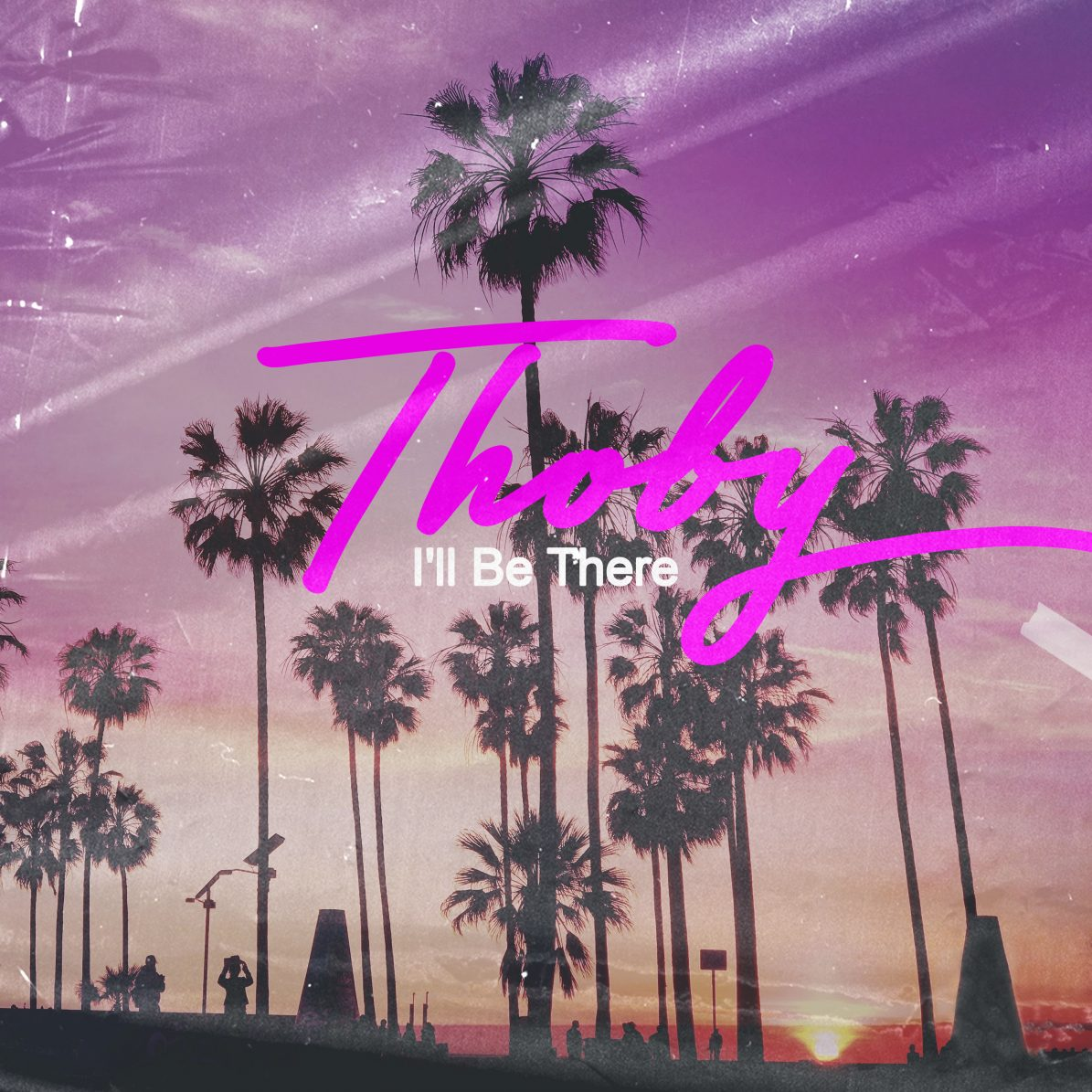 Thoby Ill Be There Cover Art